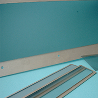 EMI / RFI shielded window