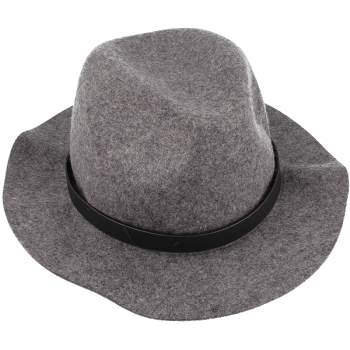 Shielded hat (gray color)